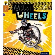 Oxford Reading Tree Infact : Level 8: Wild Wheels