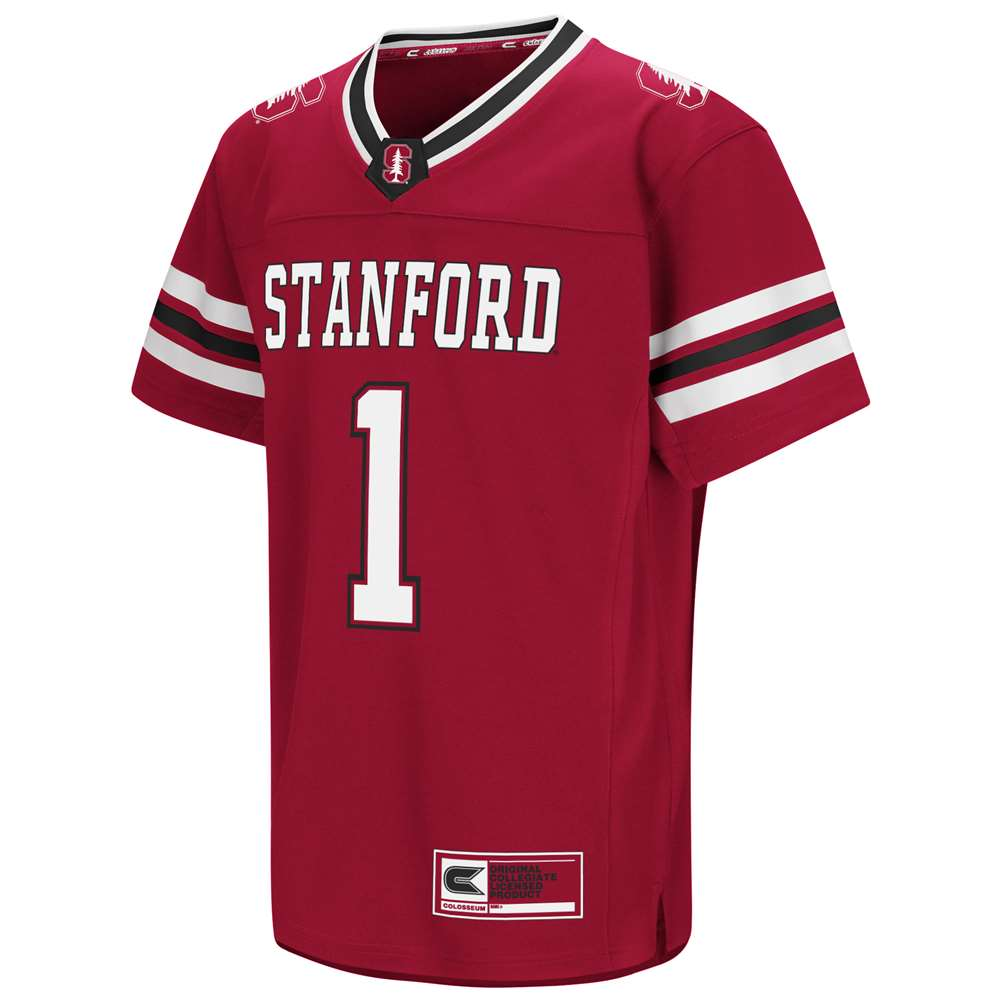 Stanford Cardinal Youth Colosseum Hail Mary II Football Jersey