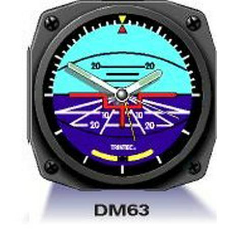 Trintec Artif Horizon Dm63 Desk Alarm Clock - image 1 de 1