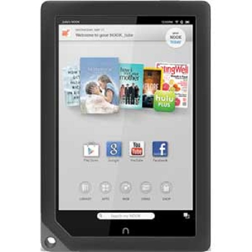 Refurbished Barnes & Noble NOOK HD+ Tablet 16GB Slate (BNTV600-16GB-CPO)