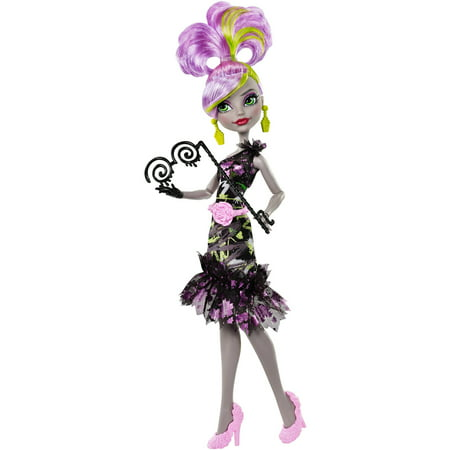 Monster High Welcome To Monster High Monster Dance Party Moanica D'Kay Doll (Monster High Dolls Zombie Dance)