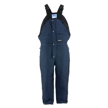 - Men's ChillBreaker Warm Lightweight Insulated High Bib Overalls