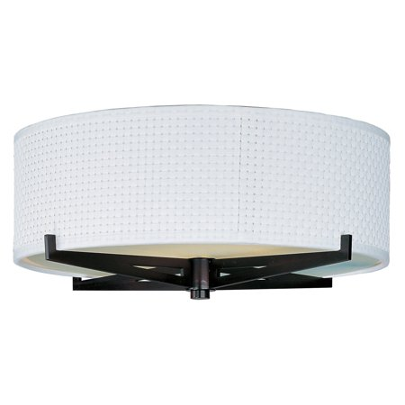 ET2 E95300-100OI Elements Flush Mount - 16W in. Oil Rubbed -
