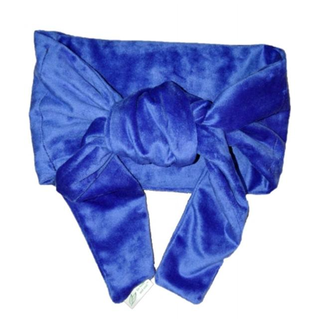 Herbal Concepts HCLUMW1-Slate Blue Lumbar Wrap