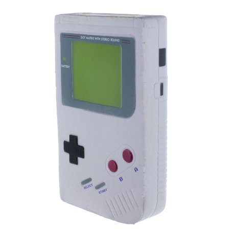 - Gameboy Collectibles | Gameboy Console Style Stress Toy | Collector's Edition