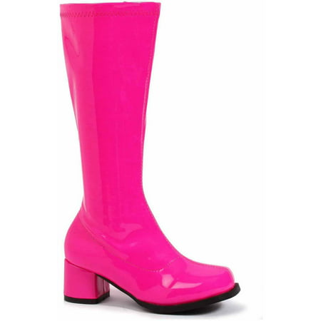 Fuschia Gogo Boots Girls' Child Halloween Costume Accessory