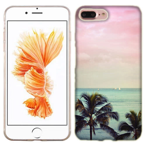 MUNDAZE Vacation Dreaming Case Cover For Apple iPhone 8 PLUS