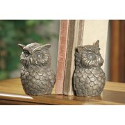 SPI Home Owl Bookends (Set of 2)