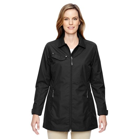 Ash City - North End Ladies' Excursion Ambassador Lightweight Jacket with Fold Down Collar - 78218