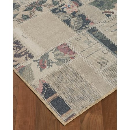NaturalAreaRugs Luxor Contemporary Polyester Turkish Area Rug, Overdyed, Soft, Durable, Luxurious, Cotton Backing, Eco/Earth-Friendly, (5 Feet X 8 (Durable Cotton Rug)