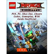 The Lego Ninjago Movie Video Game, PS4, PC, Xbox One, Cheats, Codes, Gameplay, Wiki, Guide Unofficial - eBook