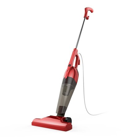 BESTEK Corded Stick Vacuum Cleaner Upright and Handheld 2-in-1 with HEPA Filtration (Corded