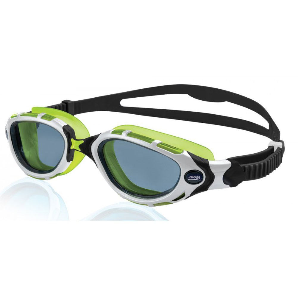 ZOGGS Zoogs Swim Predator Flex Reactor S M White-Green Smoke