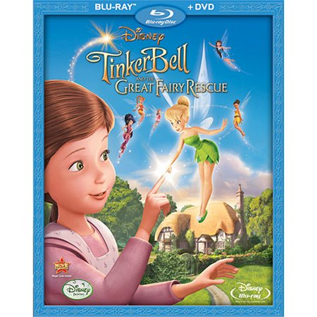 Tinker Bell and the Great Fairy Rescue (Blu-ray +