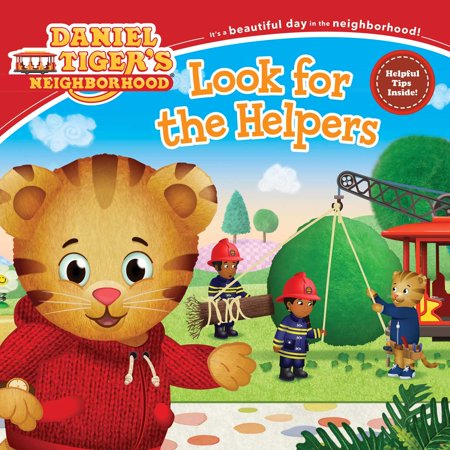 Look for the Helpers (Paperback)](Community Helper Books)