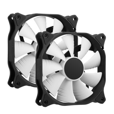 TSV Hydraulic Bearing 120mm Silent Fan for Computer Cases, CPU Coolers, and Radiators (Value