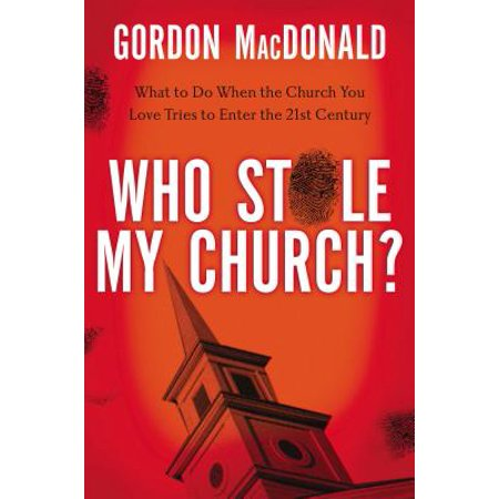Who Stole My Church? : What to Do When the Church You Love Tries to Enter the Twenty-First Century - Confirmation Stoles