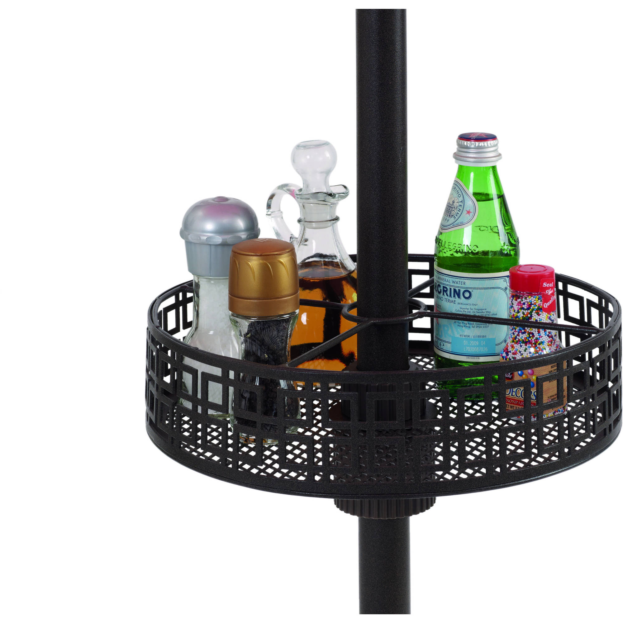 Mainstays Patio Umbrella Basket - Walmart.com