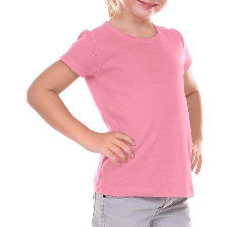 Princess Bubblegum Clothes (Kavio Girls 3-6X Scalloped Scp Neck Top, Style)