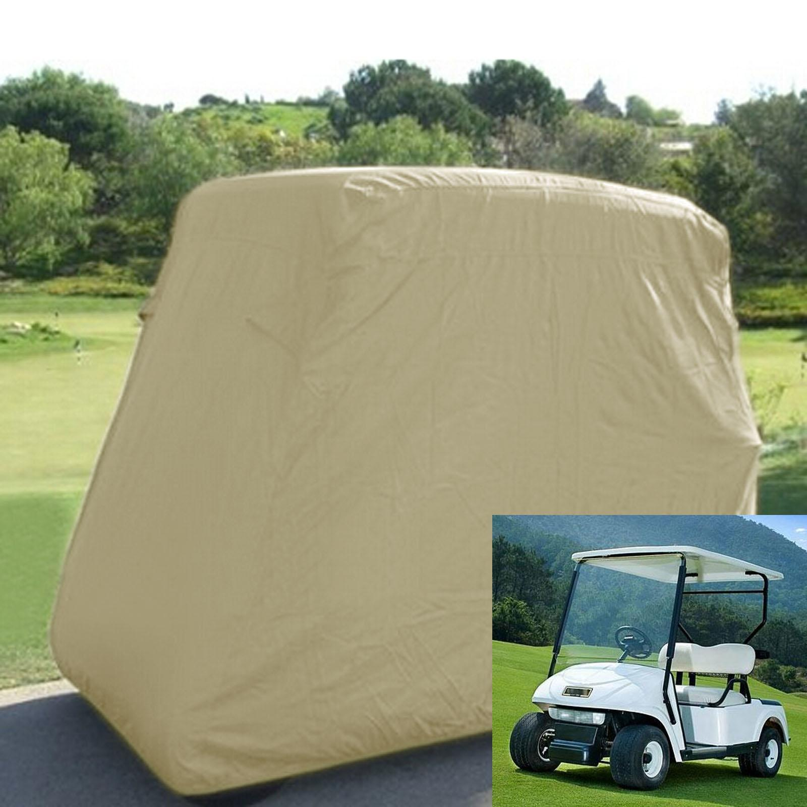 "112 "" Cart Cover  For Yamaha Cart & EZ Go Club Car  4 Pas..."
