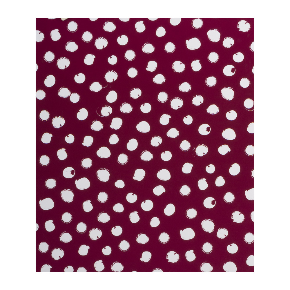 Roaring Spring 36020 Paper Pocket Folder - Dots Color