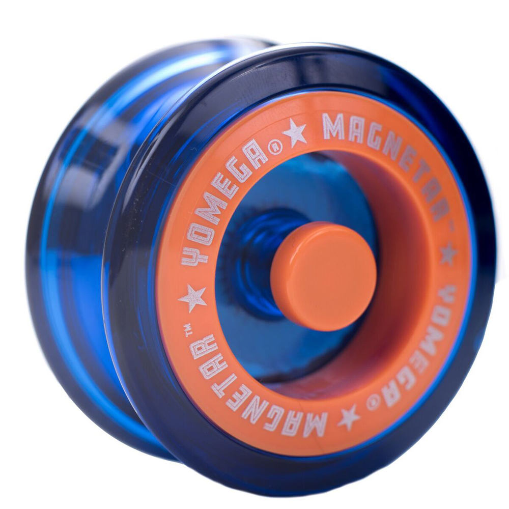 Yomega Magnetar Yo-Yo - Neutron Star Spinner YoYo (Blue Orange)