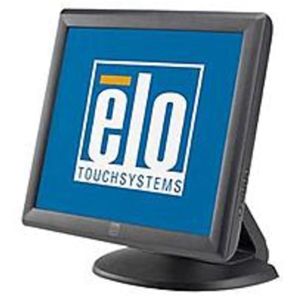 Refurbished Elo Tyco E719160 1715L 17-inch LCD Touchscreen Monitor - 1280 x 1024 - 800:1 - 225 Nit - 25 ms - Black