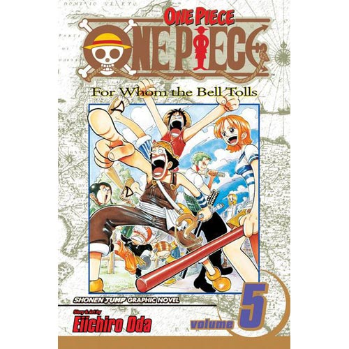 One Piece 5: For Whom the Bell Tolls