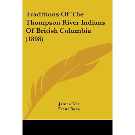 British Halloween Traditions (Traditions of the Thompson River Indians of British Columbia)