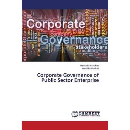 Corporate Governance Of Public Sector Enterprise