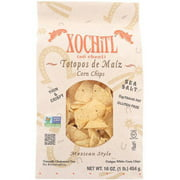 Xochitl Mexican Style Tortilla Chips, 16 oz, (Pack of 9)
