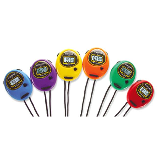 Accusplit Survivor II Rainbow Stopwatch (Set of 6)