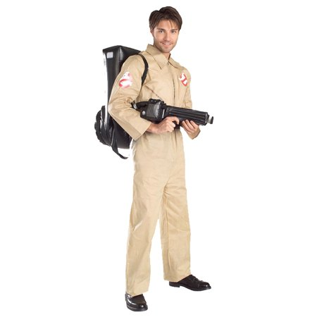Ghostbusters Peter Venkman Adult Halloween Costume - One Size - Halloween Costumes To Do At Home