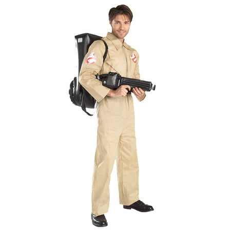 Ghostbusters Peter Venkman Adult Halloween Costume - One Size