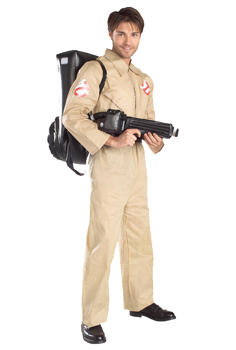 Ghostbusters Peter Venkman Adult Halloween Costume - One Size  sc 1 st  Walmart & Sully Costumes