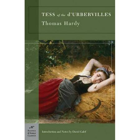 Tess of the d'Urbervilles (Barnes & Noble Classics Series) -