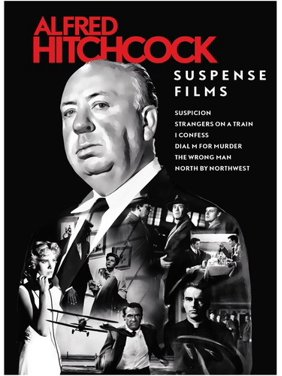 Alfred Hitchcock: Suspense Films (6 Film Collection) (DVD)