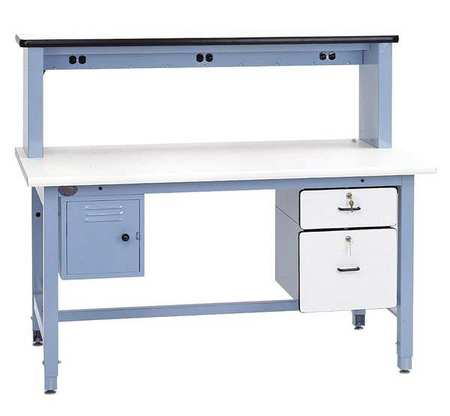 "Workbench,Laminate,72"" W,30"" D"