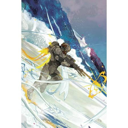 Dark Horse Halo: Lone Wolf #4 of 4