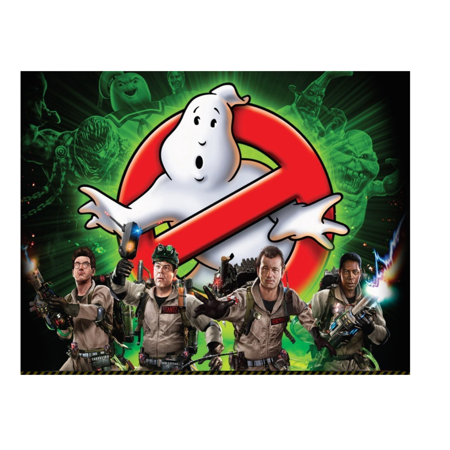 Ghostbusters edible Icing image - Ghostbusters Decorations