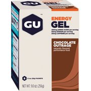 GU Energy Gel: Chocolate Box of 8