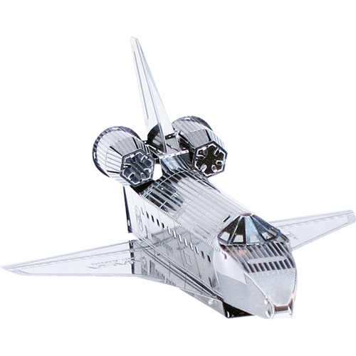 Metal Works Space Shuttle by Fascinations