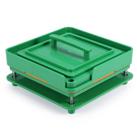 Garosa Capsule Filling Machine,Empty Capsule Plates With Spreader 100 Holes Powder Cosmetics Capsules Manual Filling - image 6 de 9