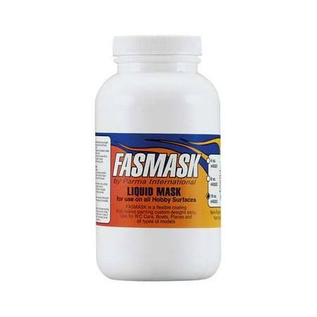 40283 Fasmask Liquid Paint Mask 16 Oz Multi Colored
