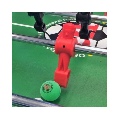 Warrior Table Soccer Pro Outdoor Foosball Table Balls (Set of 8)