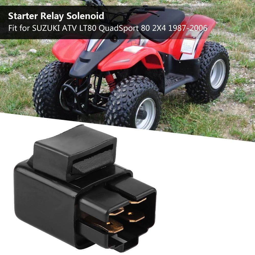 STARTER RELAY SOLENOID For SUZUKI LT80 QuadSport 80 2X4 1987-2006 US