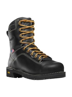 "Men's Danner Quarry USA 8"" GORE-TEX Met Guard/Alloy Toe Boot"
