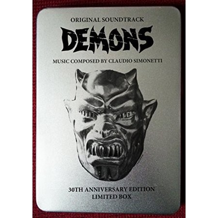 Demons Soundtrack (30th Anniversary Deluxe Tin Box) (Limited Edition) (Hakuoki Demon Of The Fleeting Blossom Limited Edition)