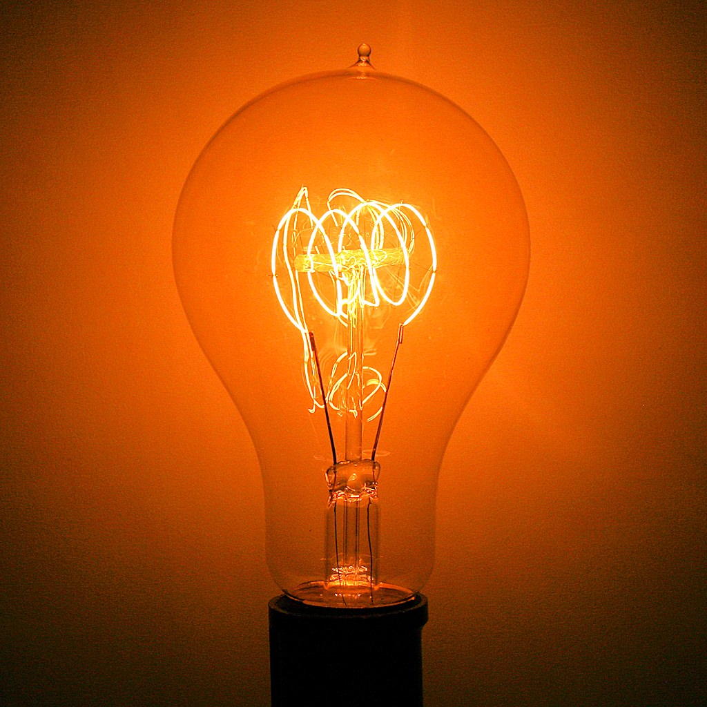Bulbrite Industries Nostalgic Edison 40W (27000K) Incandescent Light Bulb (Set of 2)