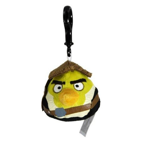 High-quality Star Wars Plush Backpack Clip - Han Solo, Fast shipping
